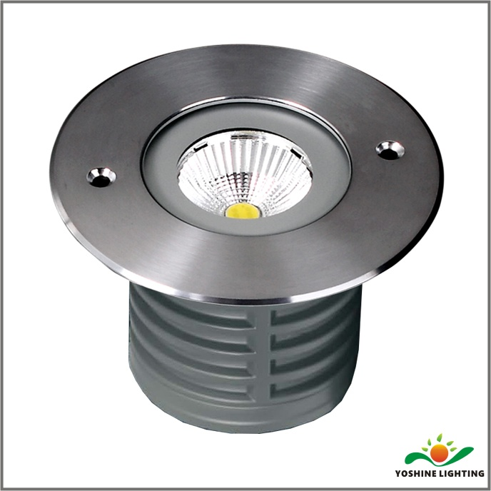Inground LED Fixtures An Excellent Choice For Up-lighting