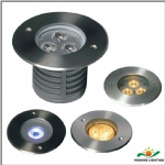 Waterproof inground led lights